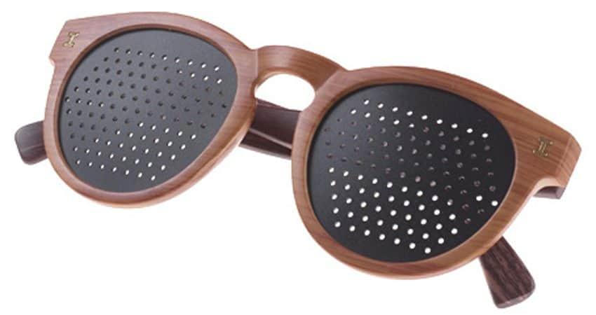 Occhiali stenopeici Trend chiaro bicolore DUAL DREAM ®