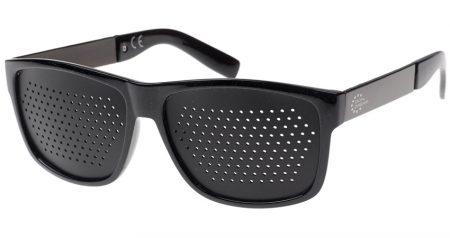 Occhiali stenopeici Titanium Dual Dream per ginnastica oculare