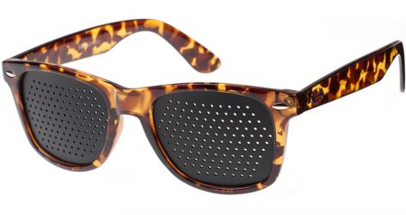 Occhiali stenopeici Classic Turtle Dual Dream © dispositivo medico CE di rieducazione vista