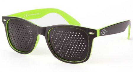 Occhiali stenopeici Classic Lime Dual Dream ®