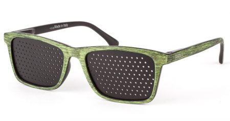 Geos Green occhiali stenopeici Dual Dream ®