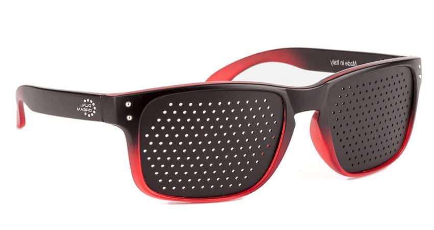 Modern Black in Red ® Dual Dream