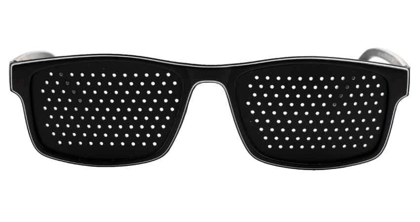 Occhiali stenopeici Flex Turtle Dual Dream fronte