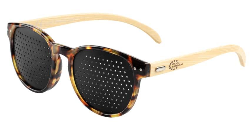 dual-dream-occhiali-stenopeici-lettura-turtle-deluxe-legno-miglioramento-vista