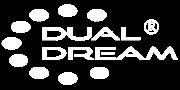 Dual Dream logo trasparente